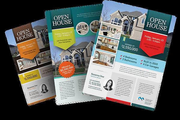 sample real estate brochures