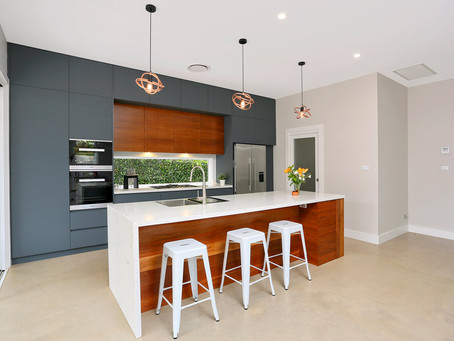 What is the price of a new kitchen?