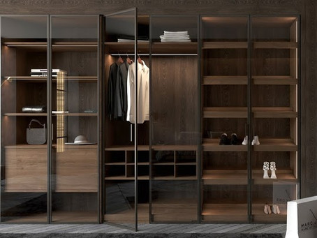Custom Wardrobes and Built in Storage