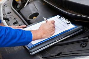 Car safety checks