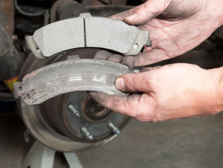 Vehicle Brake Repairs