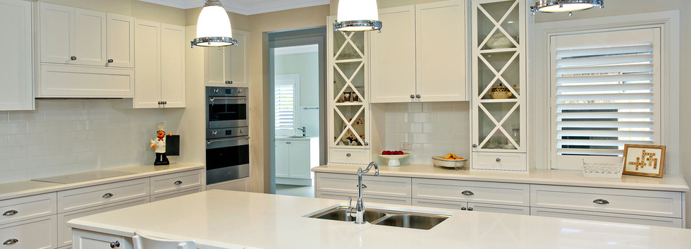 French Provincial Kitchen
