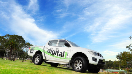 Digital 1 - In your street