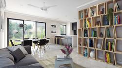 Sydney interior rendering