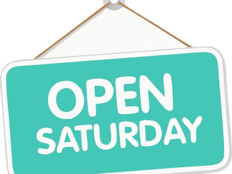Mechanics Open on Saturdays