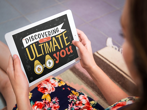 Discovering The Ultimate You: Digital