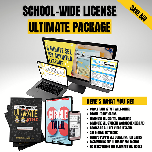 Ultimate Package: Schoolwide License