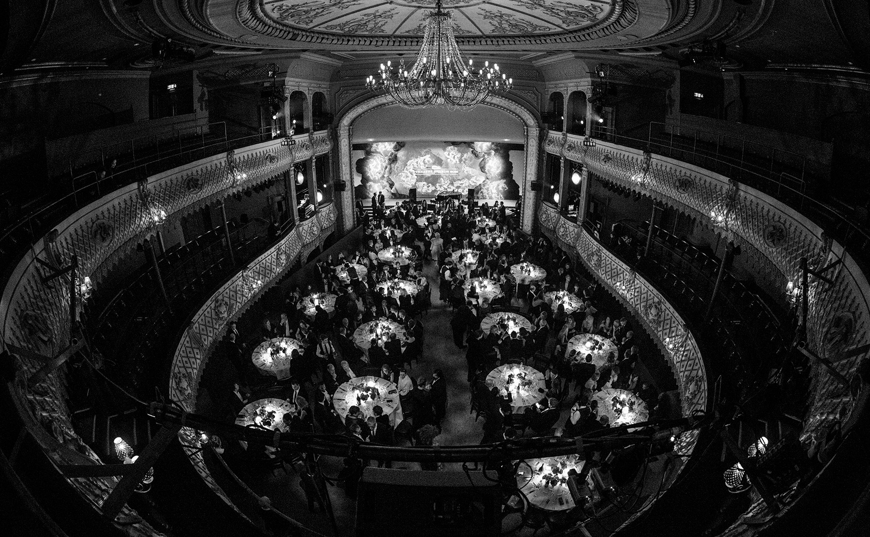 The Old Vic - Evening Standard Theatre Awards 2016