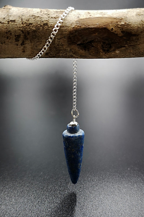 Pendule Lapis-lazuli