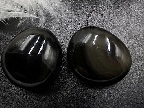 Obsidienne œil céleste