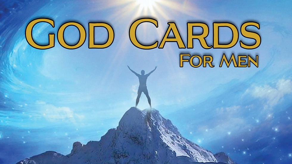 God Cards For Men