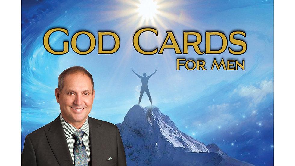 God Cards For Men + 90 Min Empowerment Session