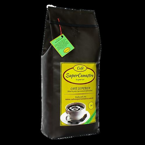 Café SuperCanastra Superior 1K em grãos