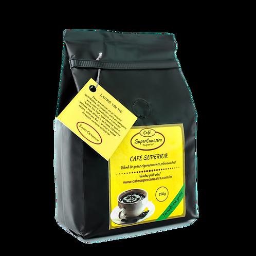 Café SuperCanastra Superior 250g grãos
