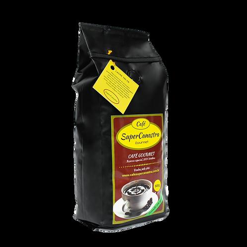Café SuperCanastra Gourmet 500g em grãos