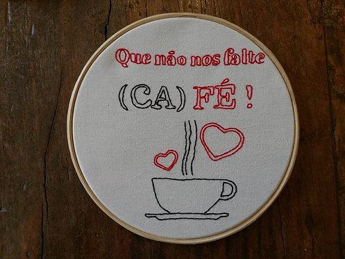 Quadro de Bastidor CAFÉ