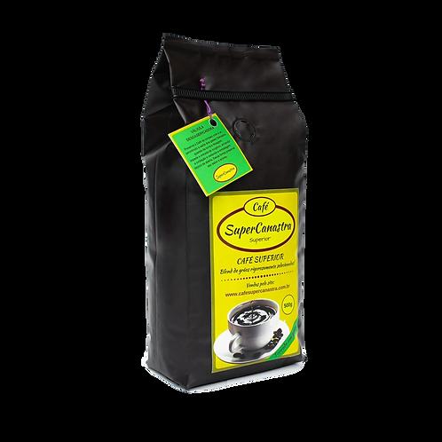 Café SuperCanastra Superior 500g em grãos