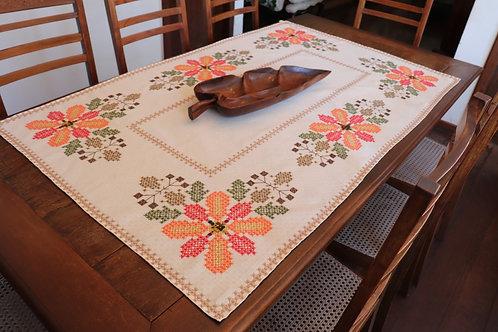 Toalha de Mesa CORES DE OUTONO