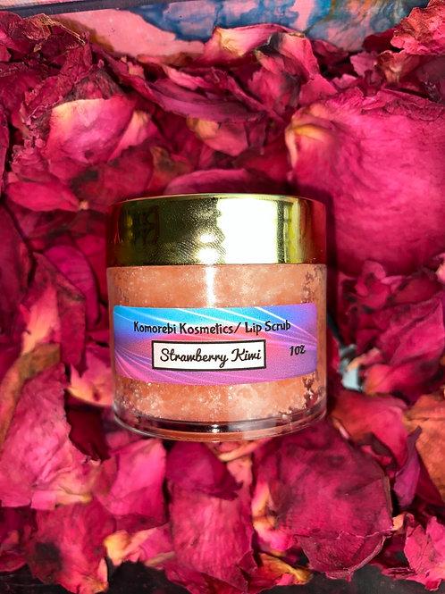 Strawberry Kiwi lip scrub