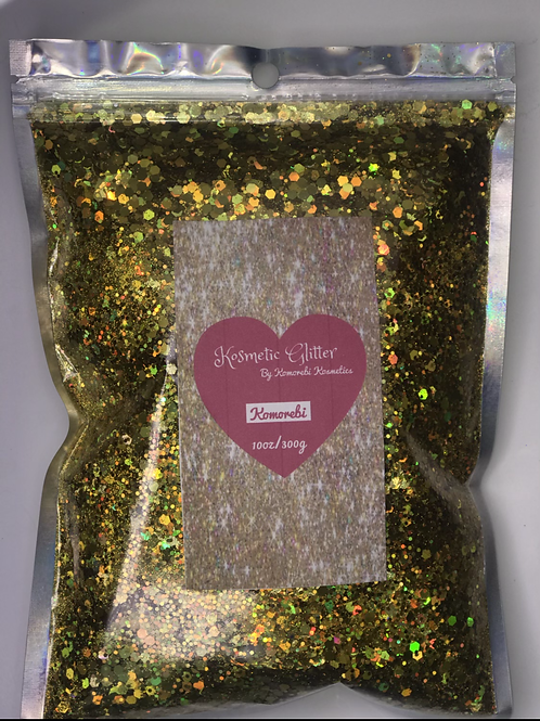 100g/3.5oz Mixed Glitter