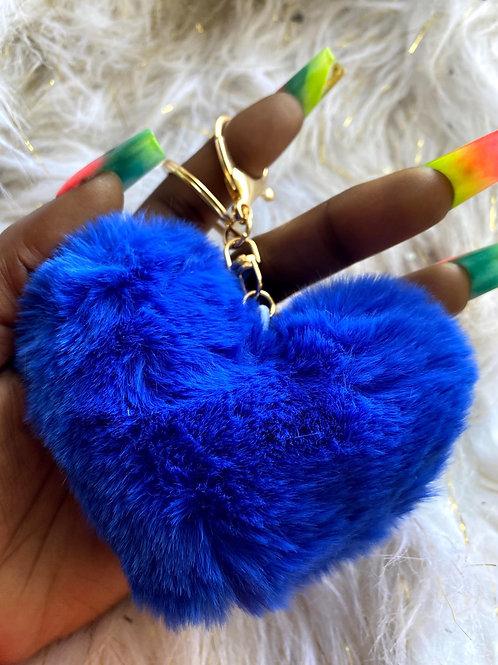 Royal blue Heart