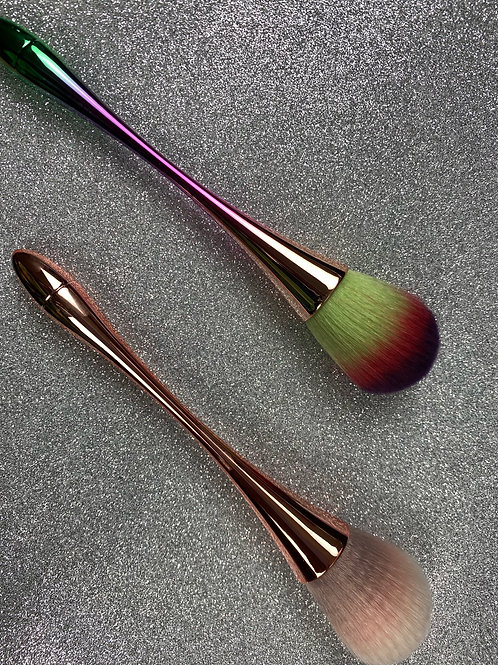 Nail Dust /Makeup Powder Brush