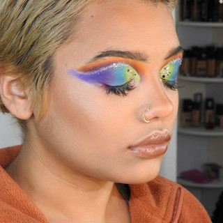 Colorful Glam
