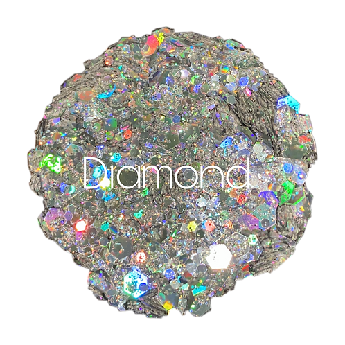 Diamond 1oz Jar