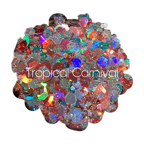 Tropical carnival 1oz Jar