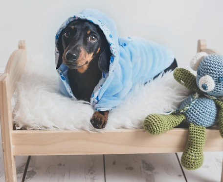 Doggie Dressing Gown