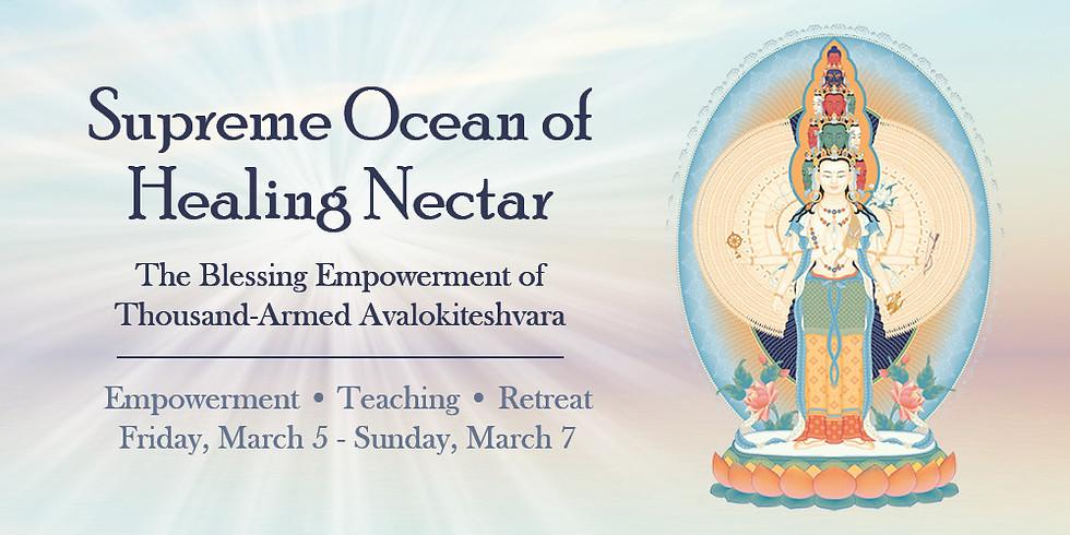 • Supreme Ocean of Healing Nectar