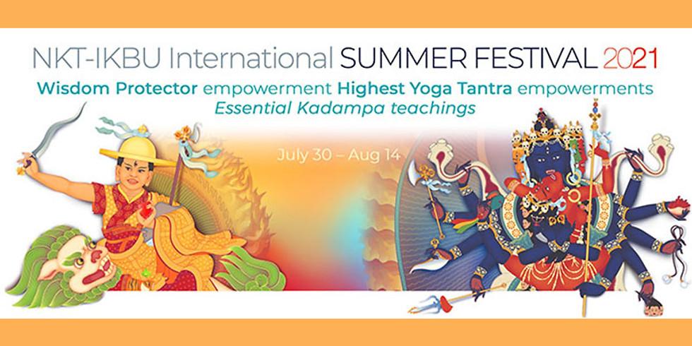 • International Summer Festival 2021