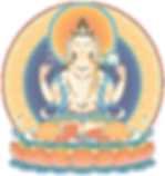 Avalokiteshvara (4-armed) 2 transparent
