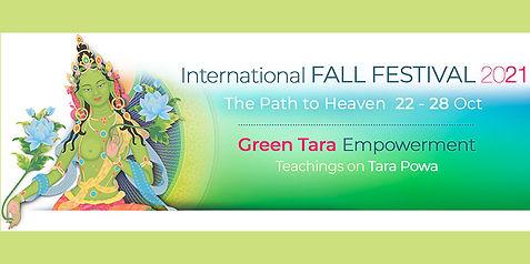 • International Fall Festival 2021