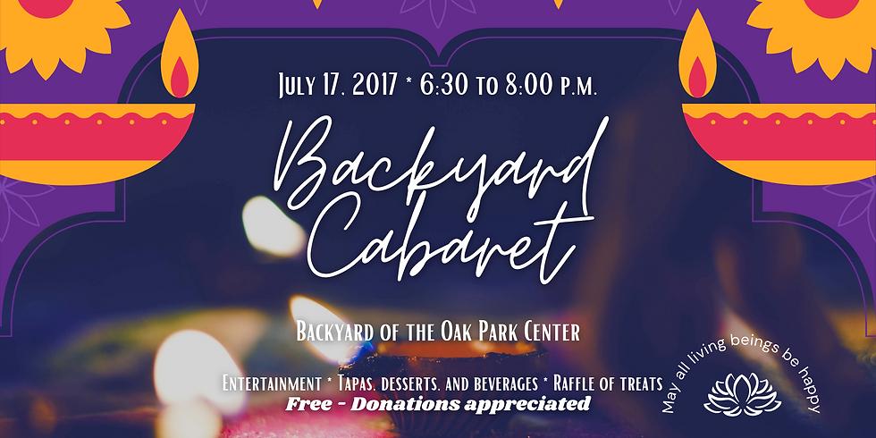 • Backyard Cabaret