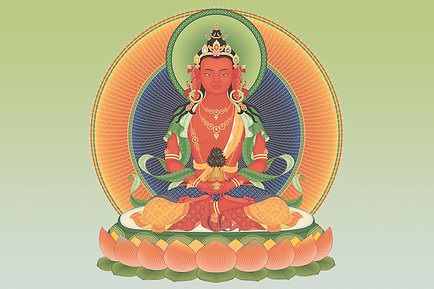 • Amitayus Long-Life Retreat