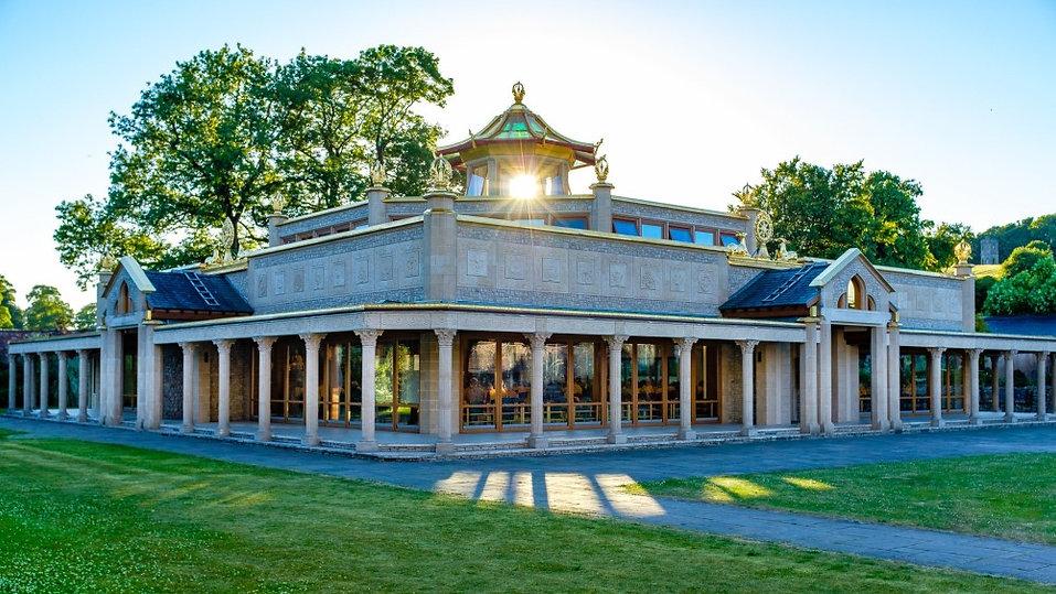 Manjushri Kadampa Meditation Center, in England