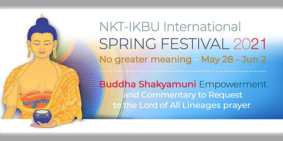 • International Spring Festival 2021 Online