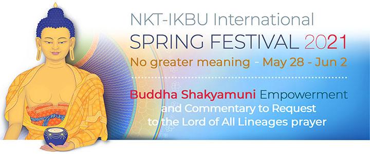 May 28 - June 2: International Spring Festival 2021 Online