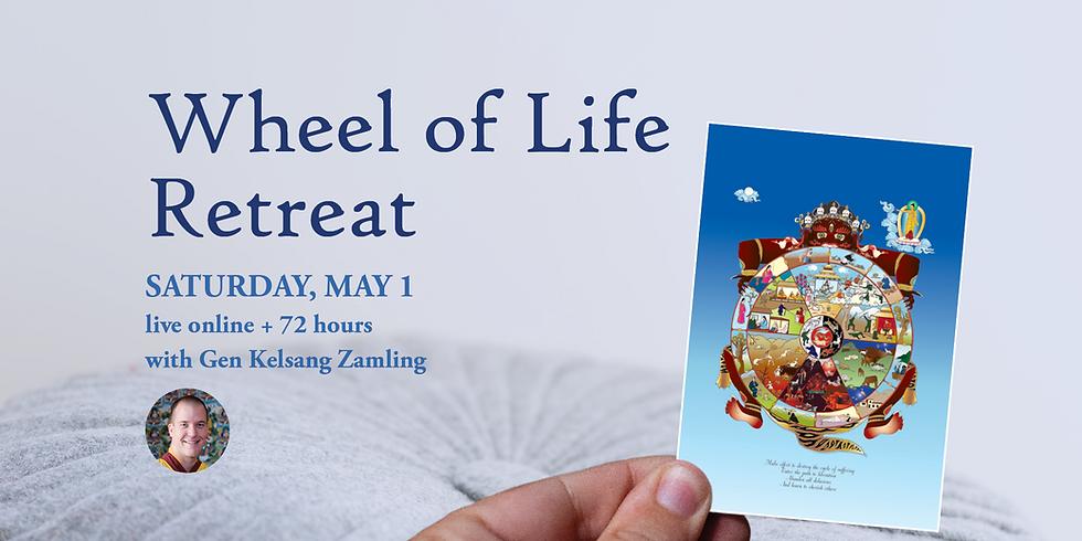 • Wheel Of Life Retreat