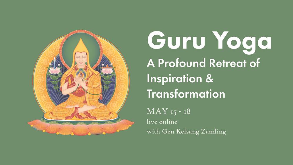 Guru Yoga Retreat