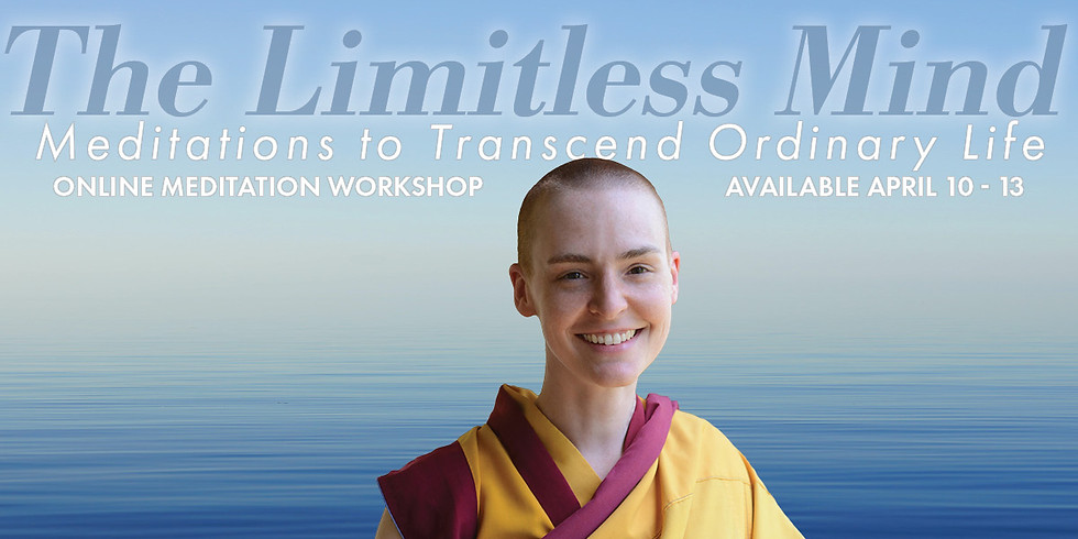 • The Limitless Mind: Meditations to Transcend Ordinary Life