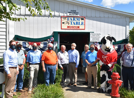 Grand Opening of Farm to Your Table Museum