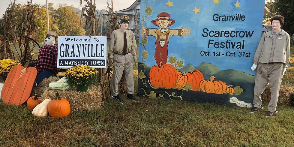 Scarecrow Festival October 1 - 31 (1)