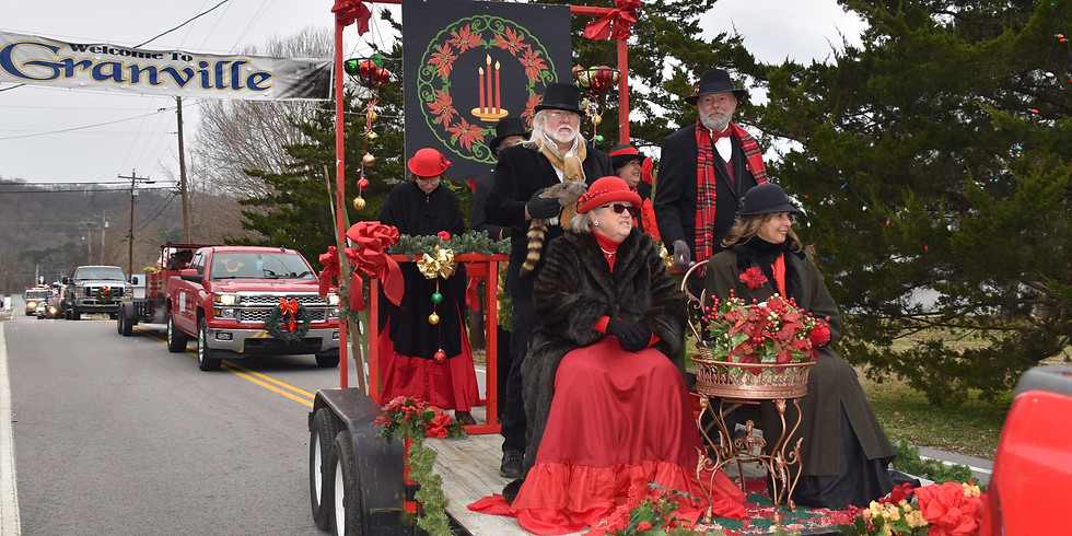 Granville's Country Christmas - Dec 11
