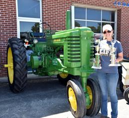 Tractor Show Award .JPG