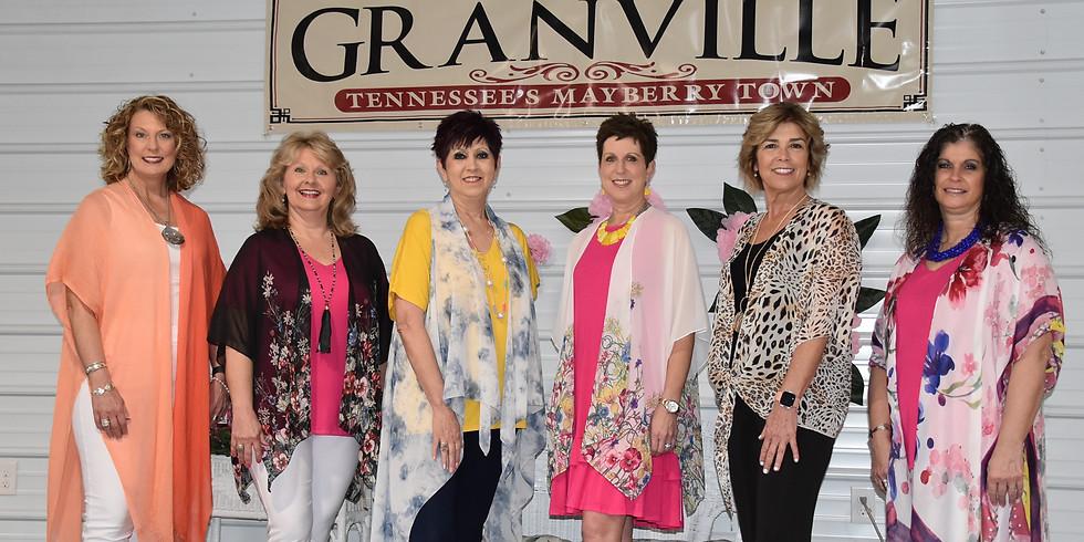 Spring Fashion Show & Ladies Luncheon