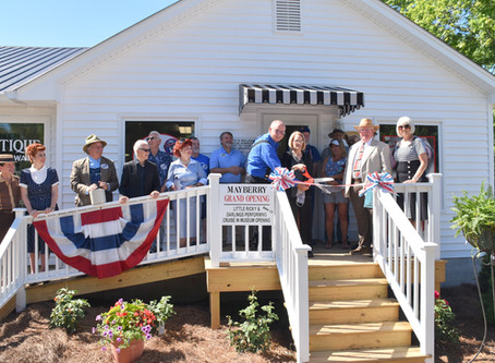 Grand Opening of Mayberry - I Love Lucy Museum