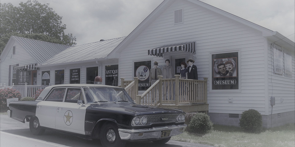 Grand Opening - Mayberry & I Love Lucy Day