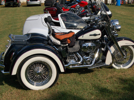 Granville Fall Celebration hosts the 10th Annual Ralph Maddux Memorial Motorcycle Show October 2nd